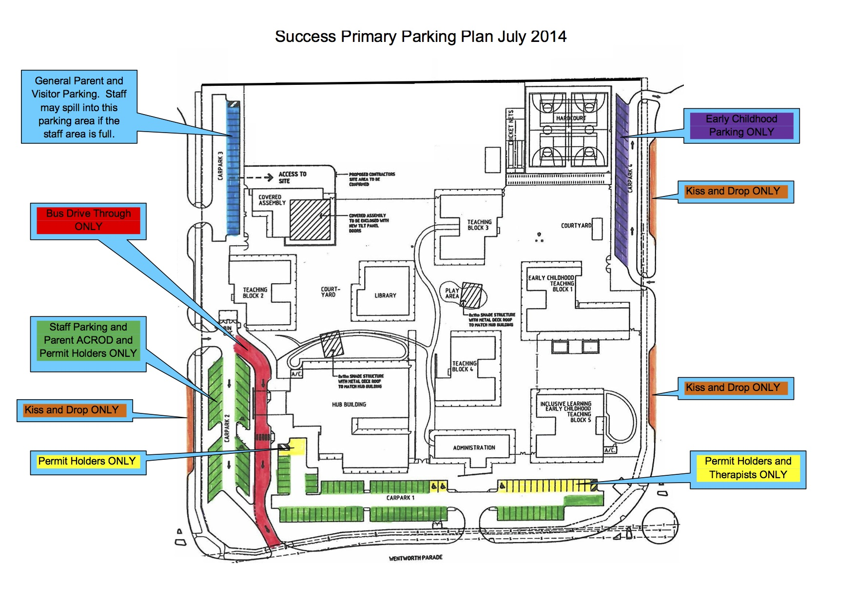 Parking Plan July 2014 copy